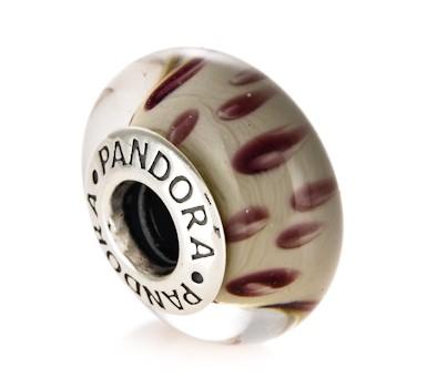 pandora charms animal print