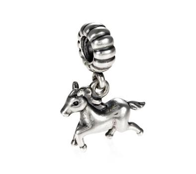 horse pandora charms
