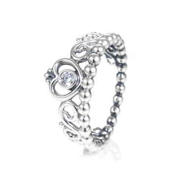 pandora princess tiara ring 190880cz greed jewellery