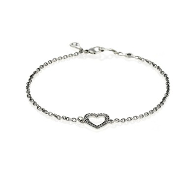 Pandora Symbol Of Love Bracelet 590508cz John Greed Jewellery