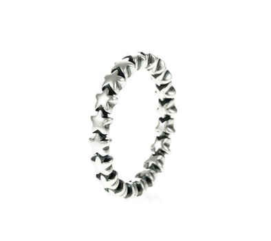 Pandora Star Stacking Ring 190911 John Greed Jewellery