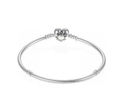 pandora heart bracelet