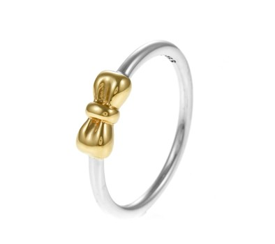 Pandora petite bow ring 190972 john greed jewellery
