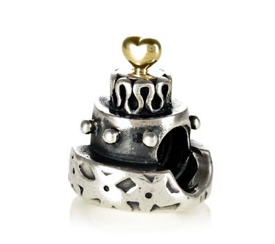 pandora wedding cakes charms. Black Bedroom Furniture Sets. Home Design Ideas