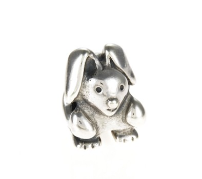 pandora silver rabbit charm 790389 greed jewellery