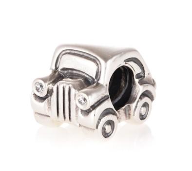 pandora silver cz car charm 790405cz greed jewellery