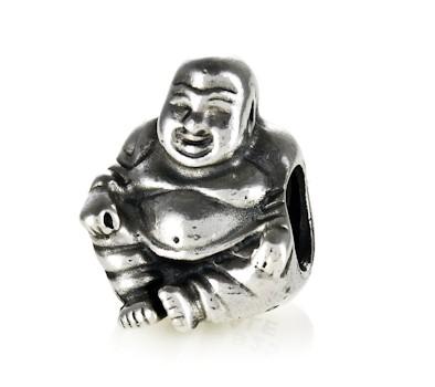 PANDORA Silver Buddha Charm 790478